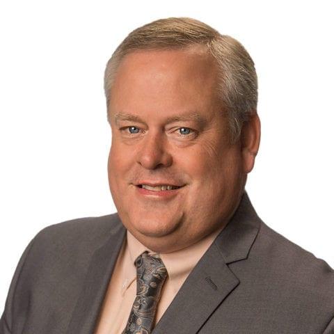 Brad Kvalheim, VP NW Region