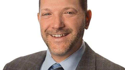 Patrick Novak, VP Midwest Area–NC Region