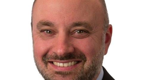 Jason Seger, Executive VP Regions